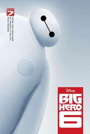 Filme Operação Big Hero BluRay