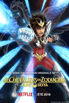 Anime Os Cavaleiros do Zodíaco - 1ª Temporada Netflix
