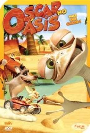 Desenho Oscar no oasis - Mas que calor