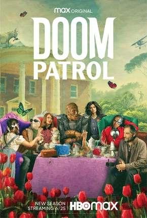 Série Patrulha do Destino - Doom Patrol 2ª Temporada Legendada