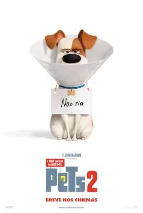 Filme Pets - A Vida Secreta dos Bichos 2 - Legendado