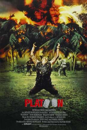 Filme Platoon - BluRay