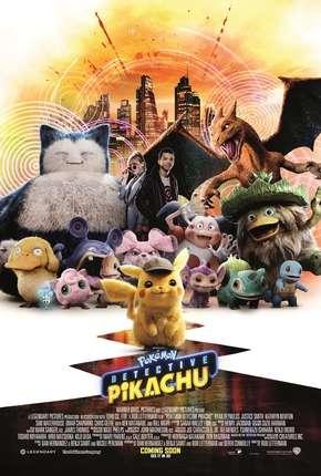 Filme Pokémon - Detetive Pikachu