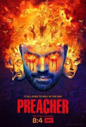 Série Preacher - 4ª Temporada Completa HD