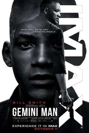 Filme Projeto Gemini - IMAX 60 FPS