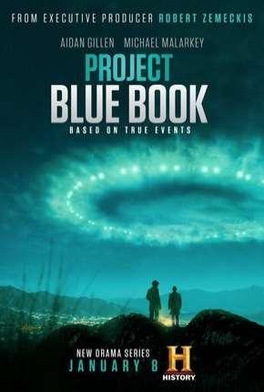 Série Projeto Livro Azul - Project Blue Book