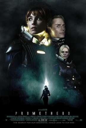 Filme Prometheus - IMAX OPEN MATTE