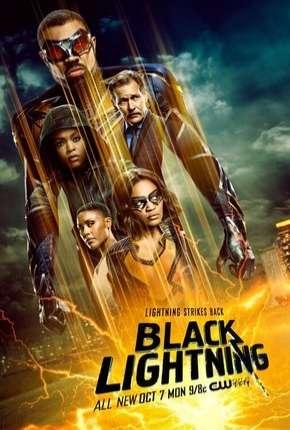 Série Raio Negro - 3ª Temporada Completa