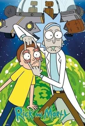 Desenho Rick and Morty - 4ª Temporada Completa Legendada