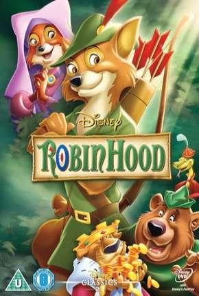 Filme Robin Hood - Animação