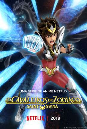 Anime Saint Seiya - Os Cavaleiros do Zodíaco - Legendado