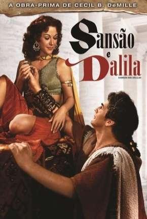 Filme Sansão e Dalila BluRay