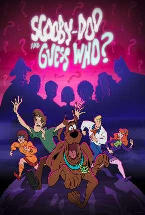 Desenho Scooby-Doo e Adivinha Quem?