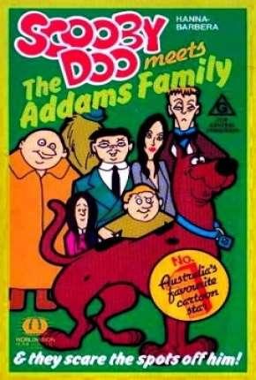 Filme Scooby-Doo encontra a Familia Addams - Os Novos Filmes do Scooby-Doo