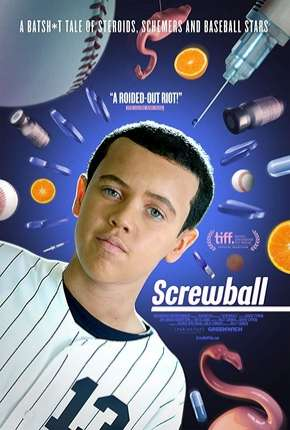 Filme Screwball - Doping no Baseball - Legendado