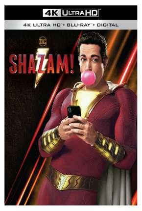 Filme Shazam 4K - Ultra HD