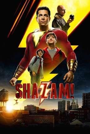 Filme Shazam Blu-Ray