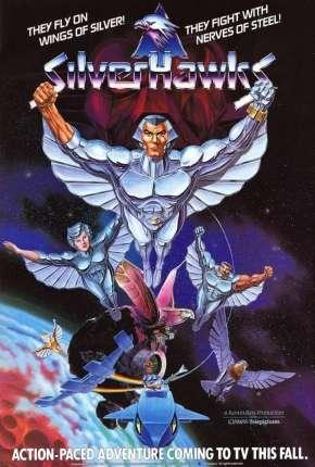 Desenho SilverHawks - Diversos Episódios