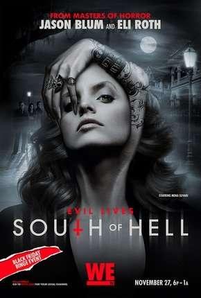 Série South of Hell - Caçadores de Demônios - 1ª Temporada Completa