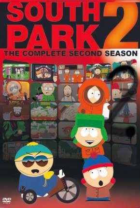Desenho South Park - 2ª Temporada Completa
