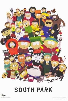 Desenho South Park - 23ª Temporada