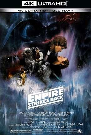 Filme Star Wars - Episódio V - O Império Contra-Ataca - 4K
