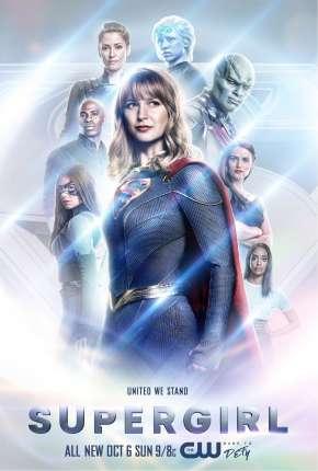 Série Supergirl - 5ª Temporada