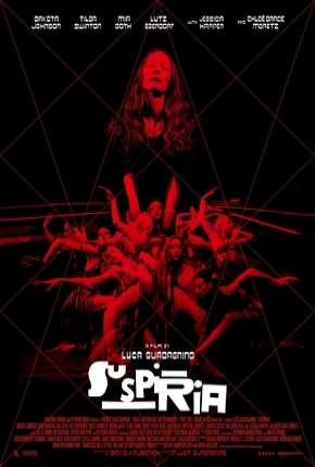 Filme Suspíria - A Dança do Medo