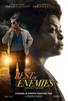 Filme The Best Of Enemies - Legendado