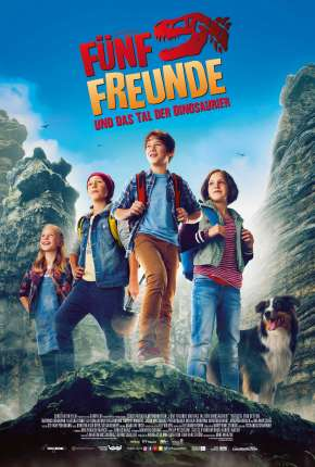 Filme The Famous Five and the Valley of Dinosaurs - Legendado