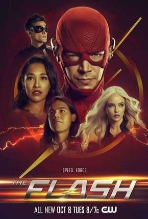 Série The Flash - 6ª Temporada Completo
