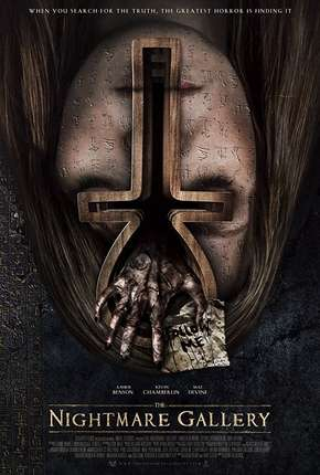 Filme The Nightmare Gallery - Legendado