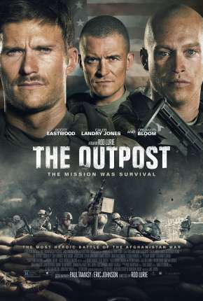 Filme The Outpost - Legendado