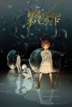 Anime The Promised Neverland - Yakusoku no Neverland Legendado