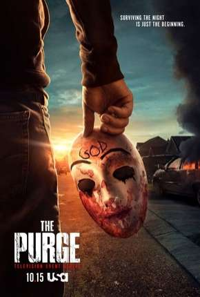 Série The Purge - 2ª Temporada Legendada