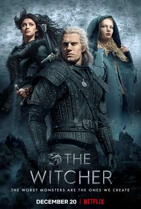 Série The Witcher - 1ª Temporada Netflix