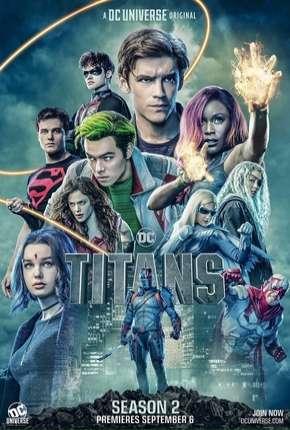 Série Titãs - Titans 2ª Temporada Legendada