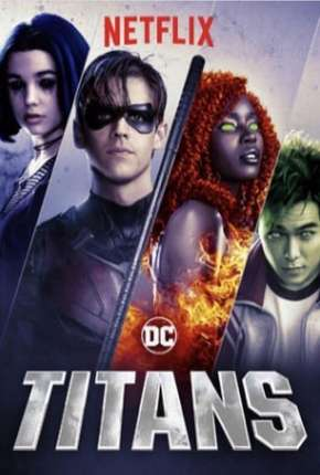 Série Titãs - Titans 1ª Temporada