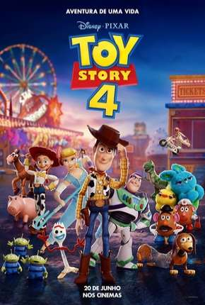 Filme Toy Story 4 BluRay