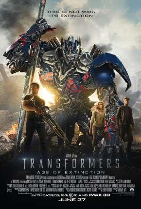 Filme Transformers - A Era da Extinção - IMAX
