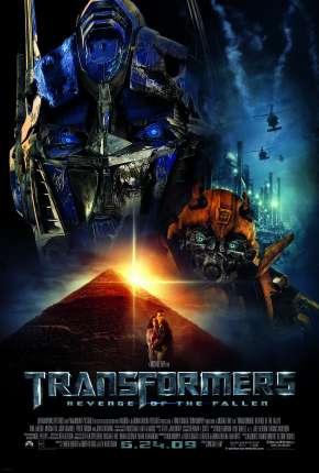 Filme Transformers - A Vingança dos Derrotados - IMAX