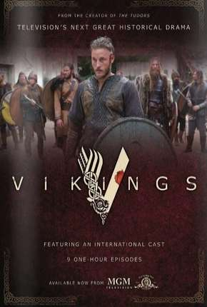 Série Vikings - 1ª Temporada Versão Estendida