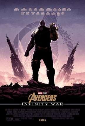Filme Vingadores - Guerra Infinita - IMAX (60 FPS)