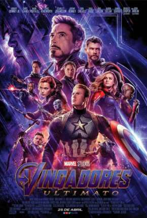 Filme Vingadores - Ultimato