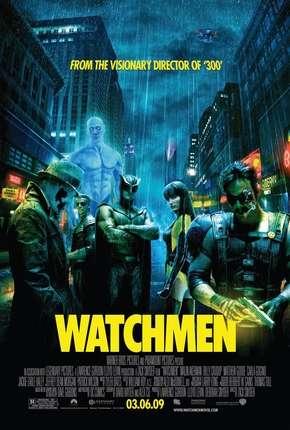 Filme Watchmen - O Filme - IMAX OPEN MATTE