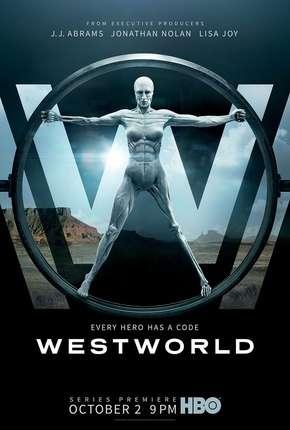 Série Westworld - 1ª Temporada Completa