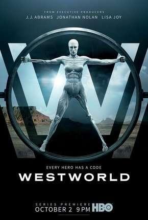 Série Westworld - 1ª Temporada Completa HD