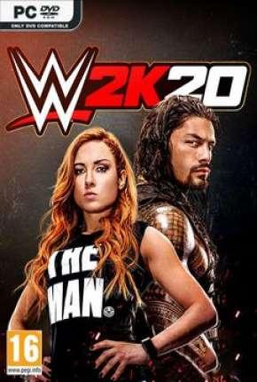 Jogo WWE 2K20