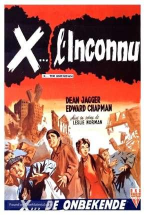 Filme X, O Monstro Radioativo - O Estranho de um Mundo Perdido - Legendado