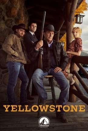 Série Yellowstone - 2ª Temporada Legendada